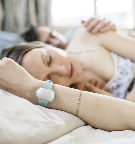 Wearable Fertility Trackers - The 'Ava' Wearable Helps Hopeful Parents Plan When to Conceive