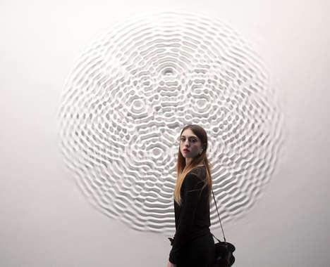 Liquefied Wall Art