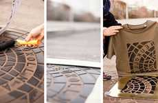 Metropolitan Manhole Cover Fashion