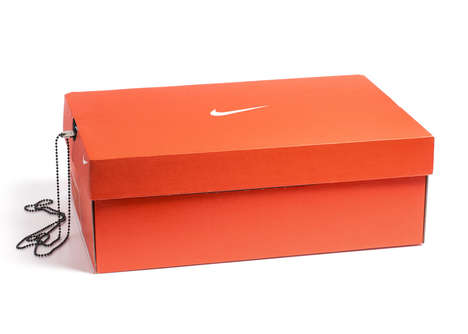 Disguised Shoebox Strongboxes - The 'Mandem Safe' Protects Valuables While Looking Like a Nike Box