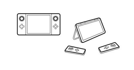 TV Gaming Console Hybrids - The Upcoming Nintendo NX System Will Have Detachable Controllers