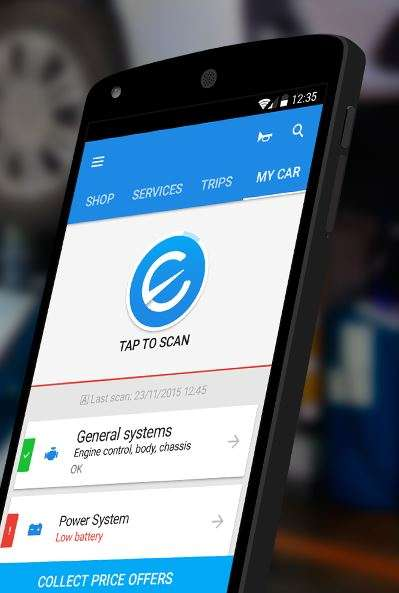 Automated Auto Mechanic Apps - The Engie App Monitors Cars' Health and Recommends Auto-Repairs
