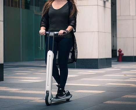 Portable Urban E-Scooters