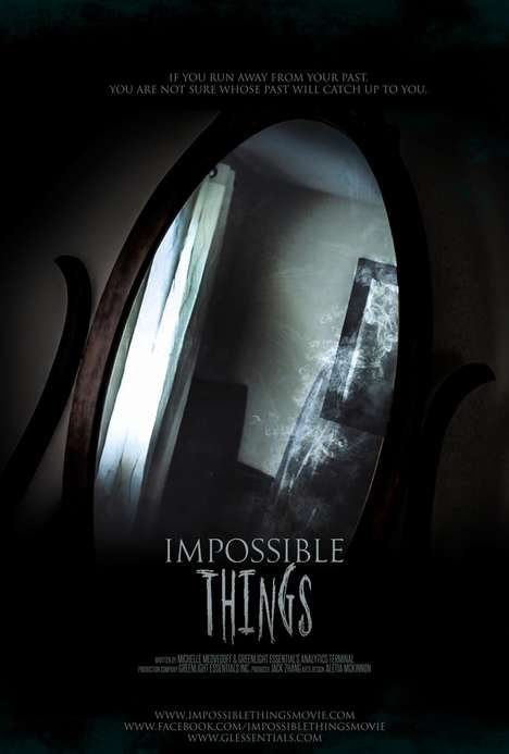 AI Co-Written Feature Films - The Horror Movie 'Impossible Things' Is the First AI-Generated Film