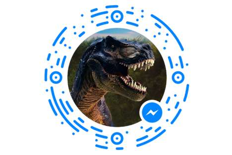 Kid-Oriented Dinosaur Chatbots - National Geographic KiDS' T-Rex Chatbot Educates Children