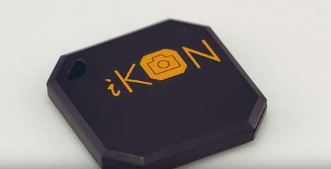 Versatile Tracking Devices - The 'iKON' Small Tracking Devices Attach to Almost Anything