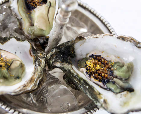 Luxury Oyster Dining Experiences