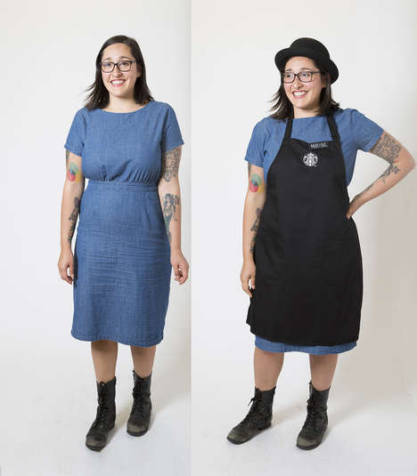 Updated Barista Dress Codes - Starbucks' New Employee Dress Code Allows for Greater Individuality