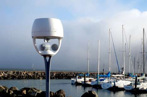 Comprehensive Weather Cameras - Bloomsky's Weather Cameras Broadcast Precise Data In Real-Time