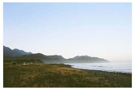 Unexposed Scenic Photography - Chris Wilson Documents Some of New Zealand's More Unknown Areas