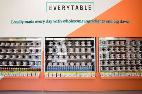 Affordable Health Food Chains - 'Everytable' Offers Nutritious Meals at Fast Food Prices