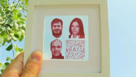 Solar Cell Images - These Inkjet Solar Cells Can Take the Shape of Images and Text