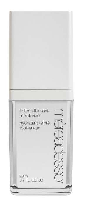 Single-Step Makeup Products - Mèreadesso's 'Tinted All-In-One Moisturizer' Simplifies Daily Routines