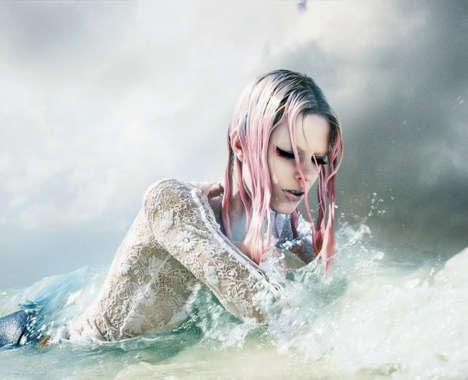 56 Underwater-Inspired Mermaid Creations