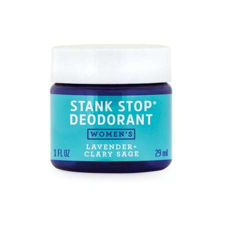 Potted Herbal Deodorants - The Stank Stop Deodorant Resists Odor Naturally With Sage and Lavender