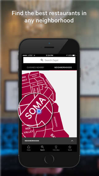 Restaurant Reviewing Apps - The Zagat App Helps You Find Dining Options In Your Area