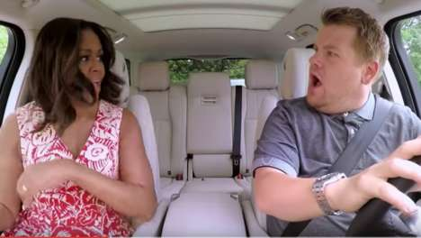 Streamed Singing Carpool Shows - Apple Music Has Ordered a Carpool Karaoke Series With a New Host