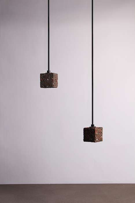 Recycled Concrete Housewares - This Rustic Home Decor is Environmentally Friendly