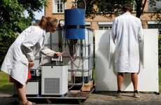Solar Urine Breweries - The Sewer to Brewer Beer is Made Using Pee and Solar Energy