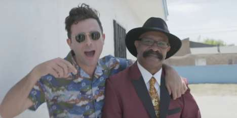 Famous Father Music Videos - The New Arkells Music Video Features Drake's Dad