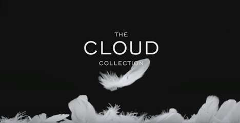 Comfort-Focused Sofa Ads - 'The Cloud Collection' by Restoration Hardware is Modular