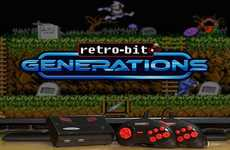 Retro Gaming Gadgets - The Retro-Bit Generations Offers Over a 100 Gaming Titles