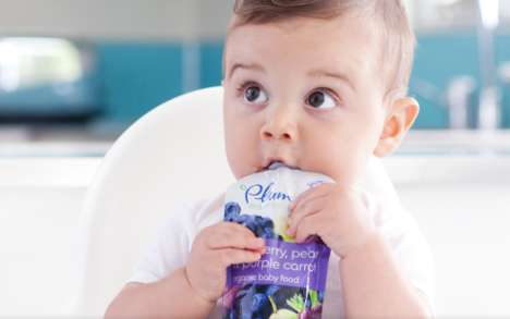 24 Healthy Baby Food Products - From Decadent Infant Meals to All-Natural Baby Foods