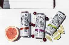 Spiked Seltzer Drinks