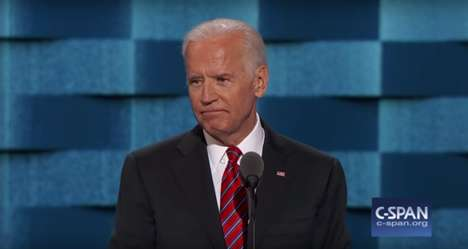 Enduring American Values - VP Joe Biden's Patriotic Speech is Very Critical of Donald Trump