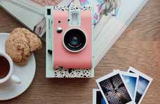 Decorative Instant Cameras