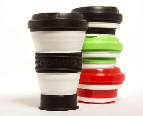 Sustainable Coffee Cup Alternatives - 'Pokito' is a New Solution to Disposable Coffee Cup Waste