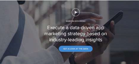 App-Focused Data Mining - 'Marketing Intelligence' Gives Businesses Robust Knowledge of Consumers