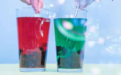 Boozy Bubble Teas - The Bubble Tea Cocktails Turn the Asian Tapioca Beverage Into
