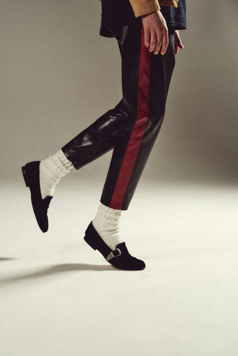 Pop King-Inspired Menswear - James Iha's Fall/Winter Collection Draws from Michael Jackson's Style