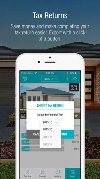 Informative Investment Apps - The Abakus App Helps Investors Better Assess Property Portfolios