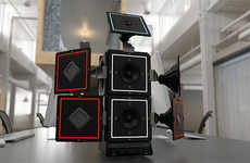 Modular Bluetooth Speakers - Consumers Can Adjust the Sound Quality and Appearance of 'Sonic Blocks'