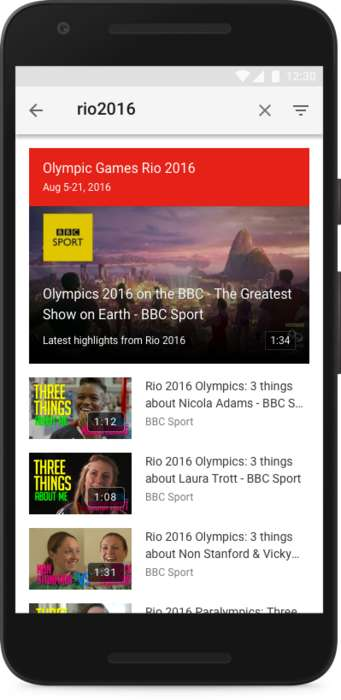 Streaming Olympic Highlights - YouTube's Olympic Coverage Will Give Viewers More Access to the Games