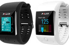 GPS-Enabled Sports Watches