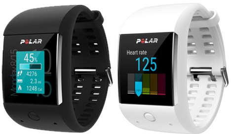 GPS-Enabled Sports Watches - Polar's Smart Sports Watches Track Fitness Progress and More