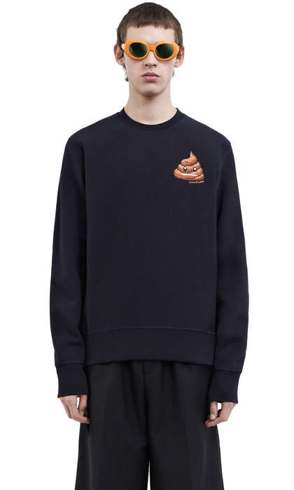 Couture Emoji Clothing - Acne Studios' 'Emoji' Line is Inspired by the Internet Symbols