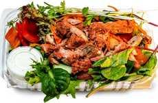 Tandoori Chicken Salads - This Recipe Adds a Flavorful Indian Twist to Bland Chicken Salad
