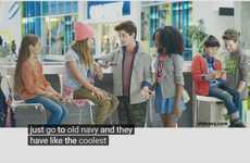 Comedic Kids' Fashion Ads