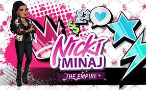 Stardom-Seeking Rapper Games - The 'Nicki Minaj: The Empire' Lets Players Virtually Become Pop Stars