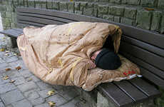 Luxury for the Homeless (UPDATE) - Faux-Cardboard or Clochard Duvet Covers