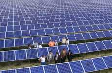 Super-Sized Solar Plants - China Plans to Construct World's Largest Source of Sun Power