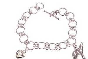 Edward and Jacob Love Bella Bracelets and Earrings -