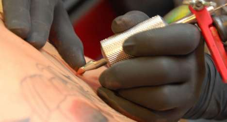Free Tattoos for Athletes - Vancouver Tat Artist Offers Free Ink for 2010 Olympic Medalists