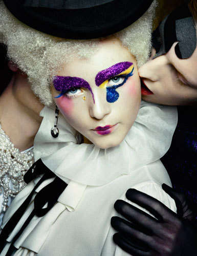 Clown Fashion Editorials