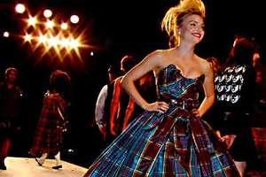 Stars Like Patricia Arquette Make Plaid Look Rad