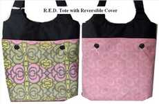 Reversible Purses - Cute Interchangeable Handbag Covers From R.E.D Totes